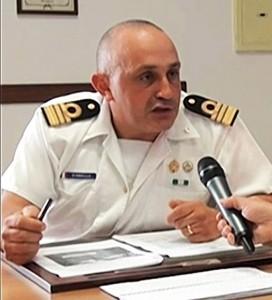 Comandante Luigi D'Aniello