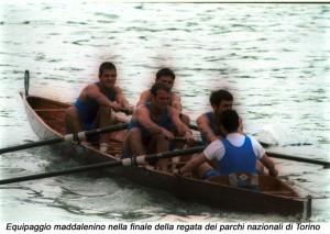 L'equipaggio di Marisardegna
