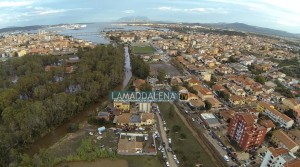 Olbia vista dal Drone Video System
