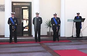 Cambio di Comando in Capitaneria a La Maddalena