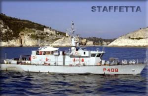 Pattugliatore costiero Staffetta
