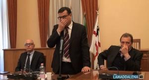 Luigi Arru, Assessore Regionale alla Sanità Sardegna