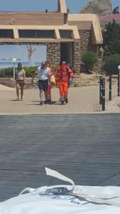 guardia costiera intervento