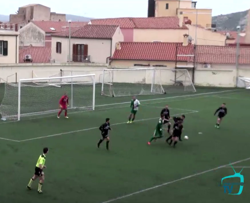 Ilvamaddalena - Castiadas 0-2