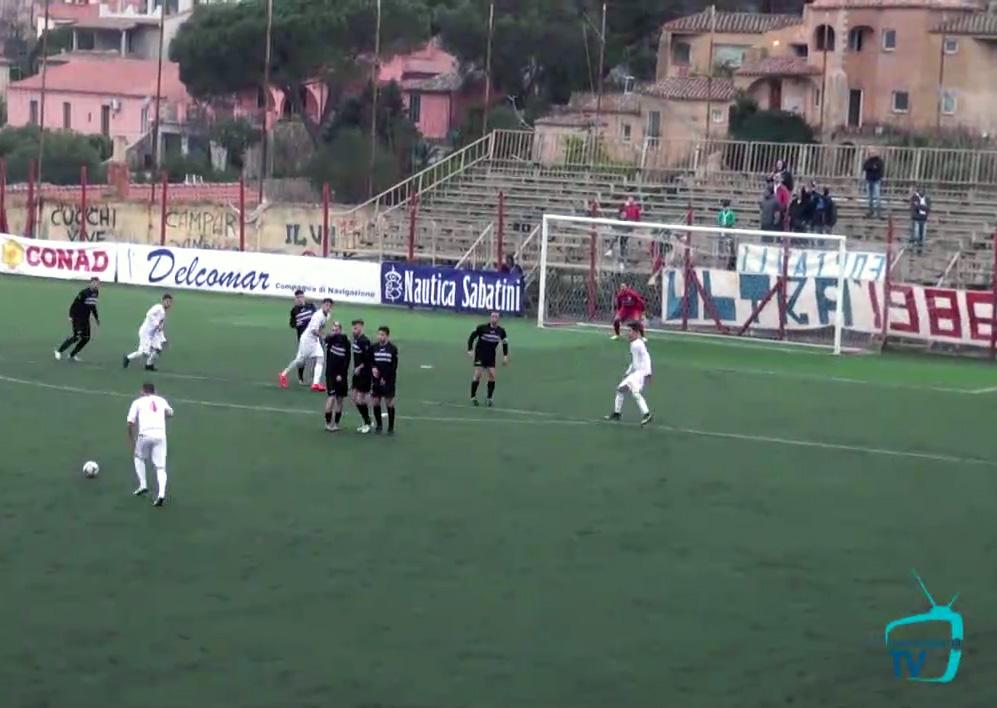 Calcio. Ilvamaddalena - Ghilarza: 0-4