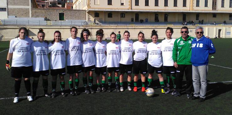 Calcio femminile, serie B Caprera-Lucchese: 1-2