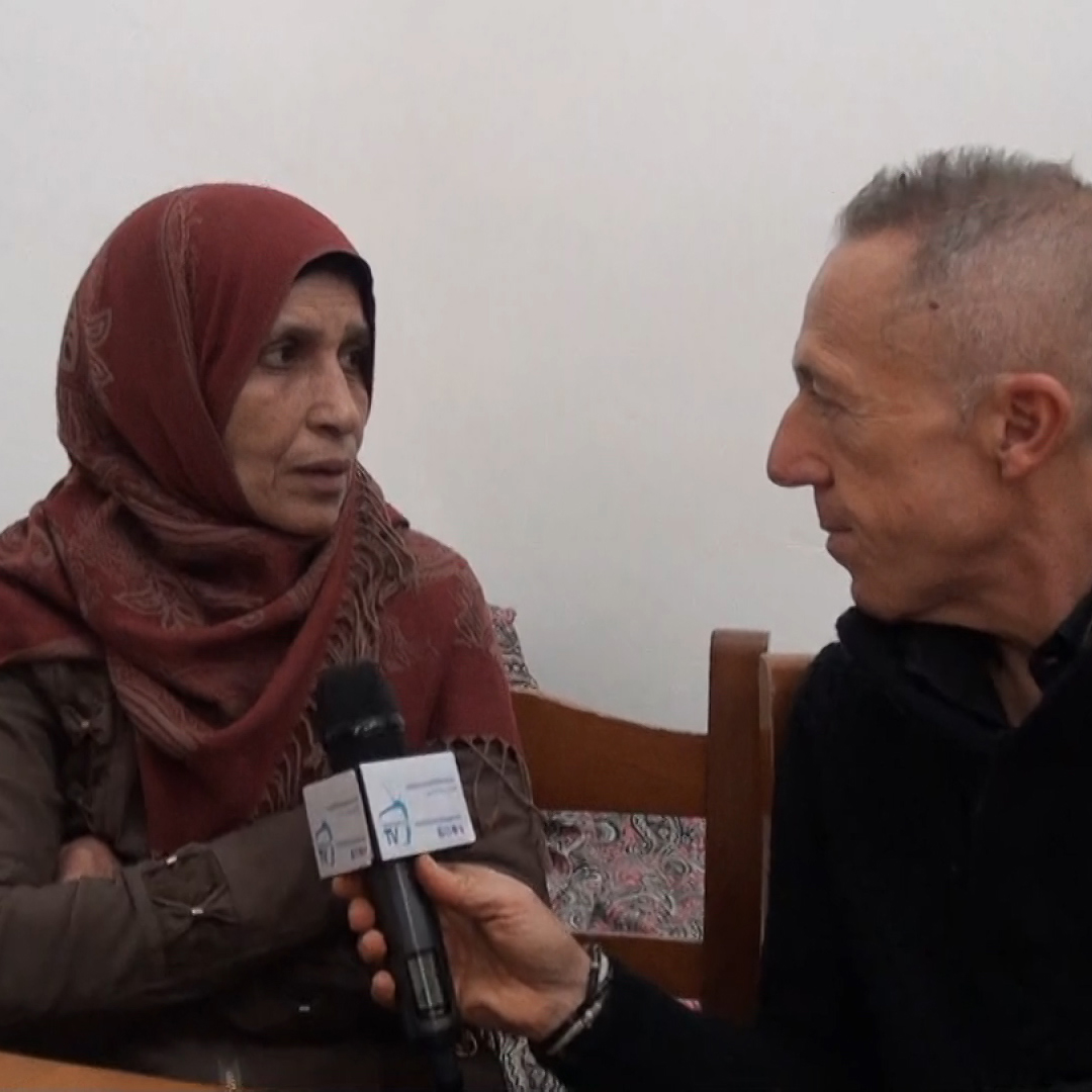 La famiglia siriana accolta a La Maddalena, si racconta.