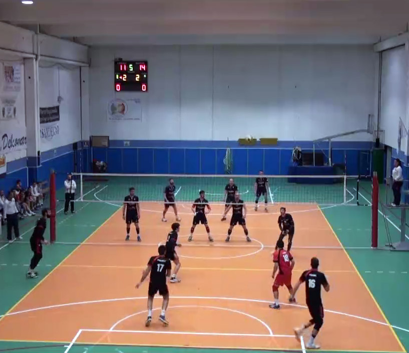 U.S. Garibaldi - Sandalyon Quartu: 2-3