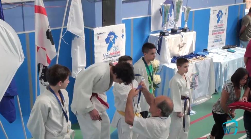 XVI Trofeo Città di La Maddalena di judo