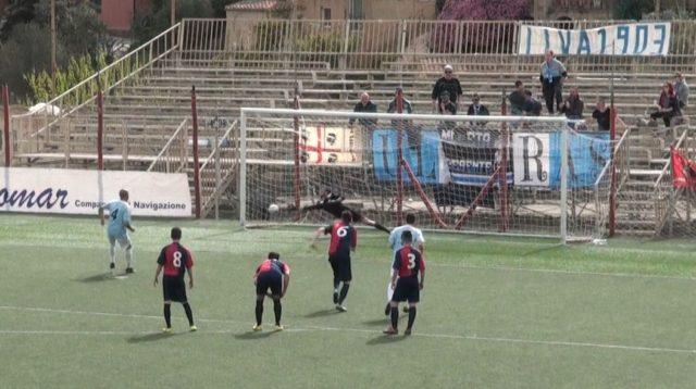 Calcio -  Ilvamaddalena-Cus Sassari: 1-1