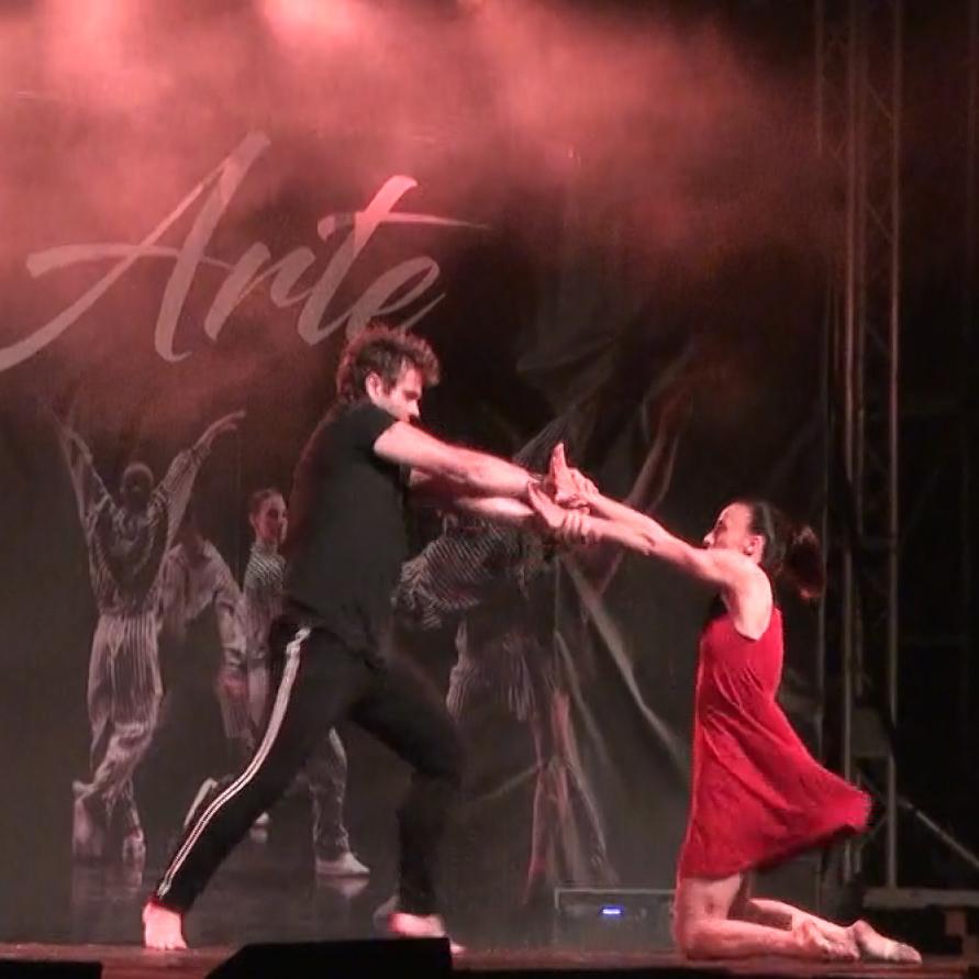 Danz'Arte fa il pieno di spettatori ai 'Colmi'.