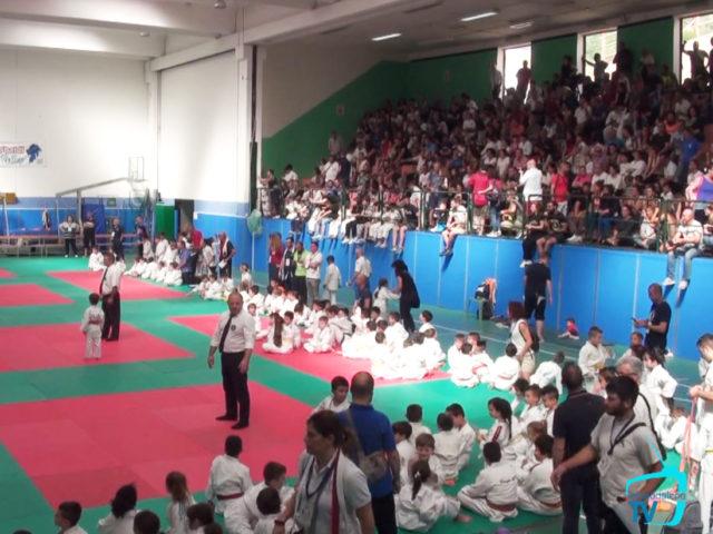 Judo internazionale a La Maddalena