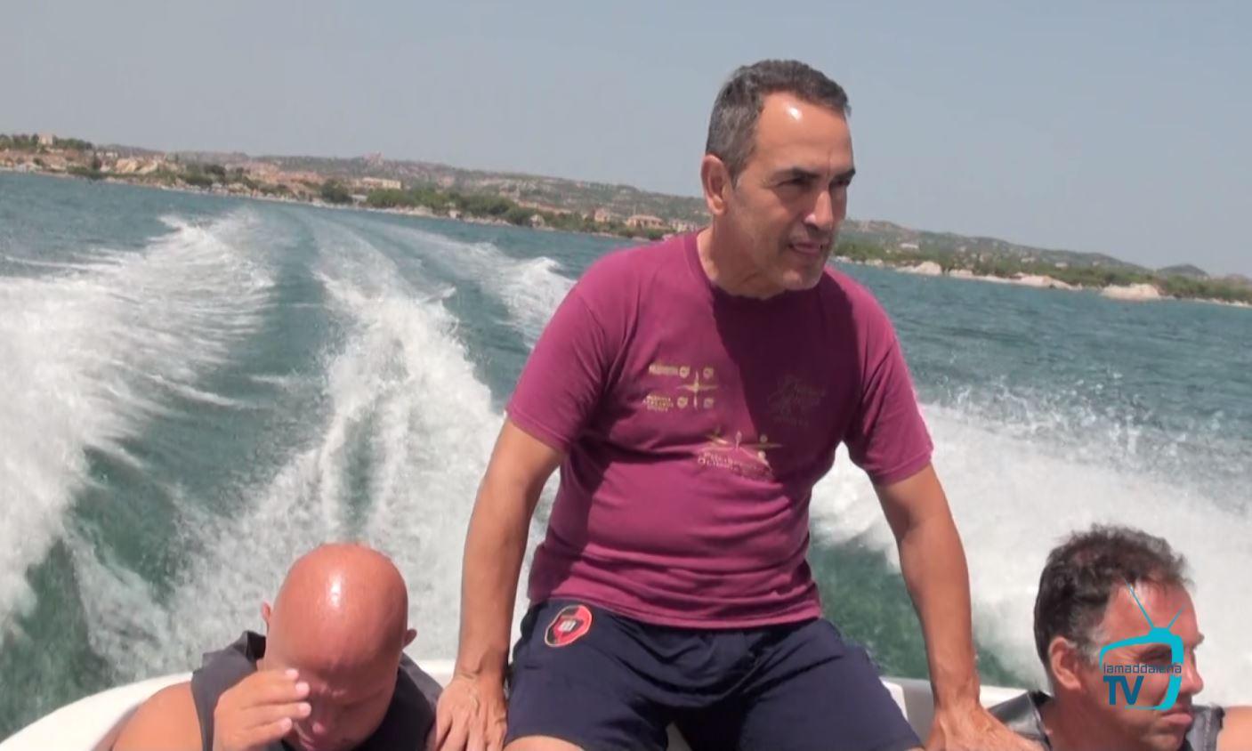 Jeff Onorato e Carlo Mascia fanno volare la polisportiva Olimpia Sarrabus Onlus