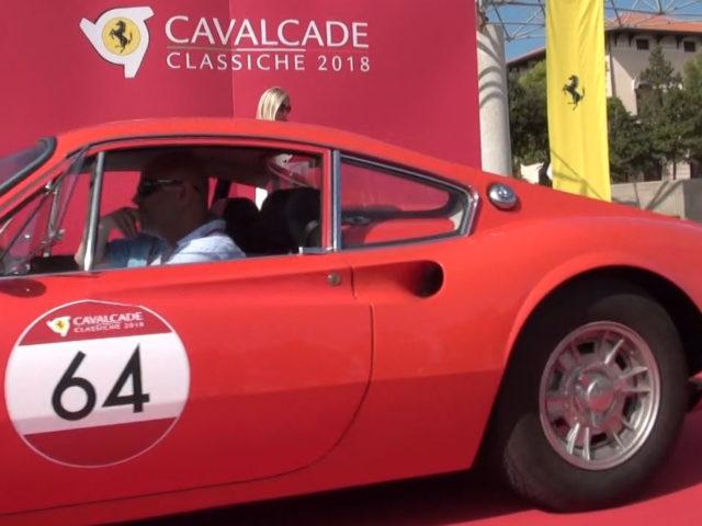 Sfilata Ferrari a La Maddalena