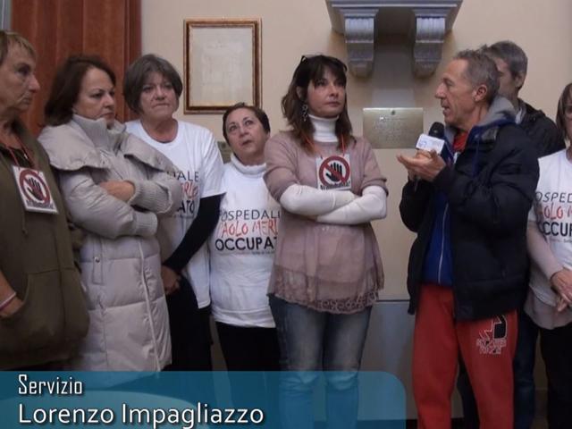 Sempre più dura la lotta a tutela dell'ospedale di La Maddalena