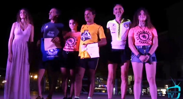 Nigh For Run a La Maddalena