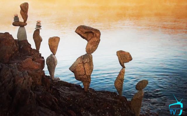 Pietra su pietra: magia in uno scatto!