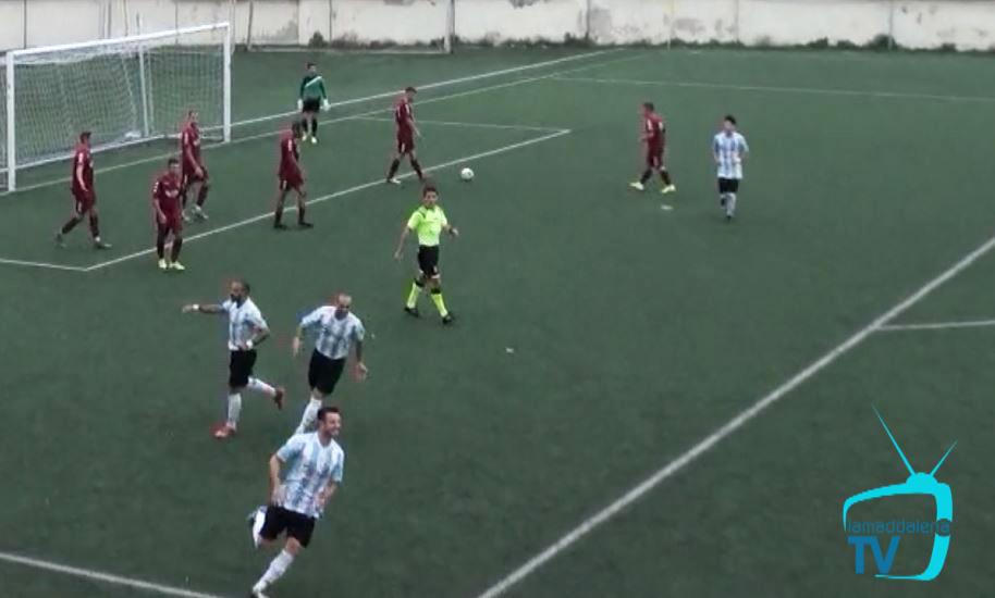 Ilvamaddalena-Oschirese:3-0