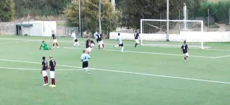 Siniscola-Ilvamaddalena: 0-3