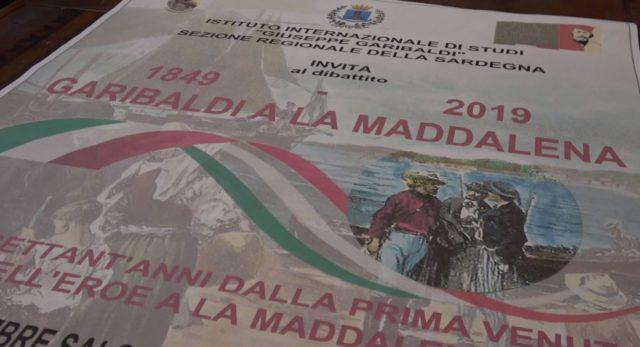 Garibaldi a La Maddalena: 170 anni dalla prima venuta dell'Eroe.
