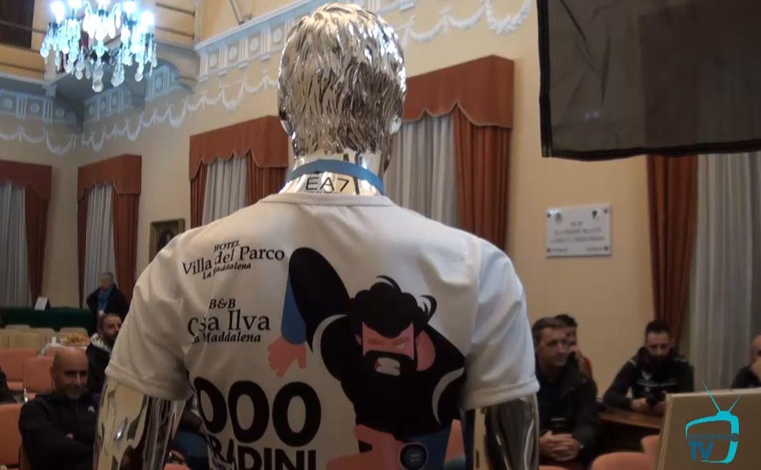 Conferenza stampa 1000 gradini Urban Trail a La Maddalena.