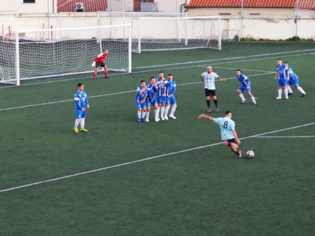 Ilvamaddalena-Fonni: 3-0