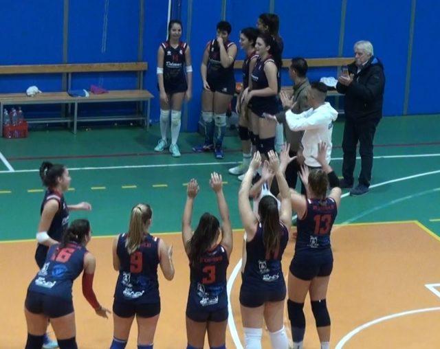 L'Unione Sportiva Garibaldi femminile supera la capolista Sanluri: 3-1