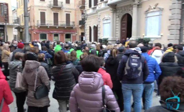 La Maddalena scende in piazza per salvare l'ospedale cittadino.