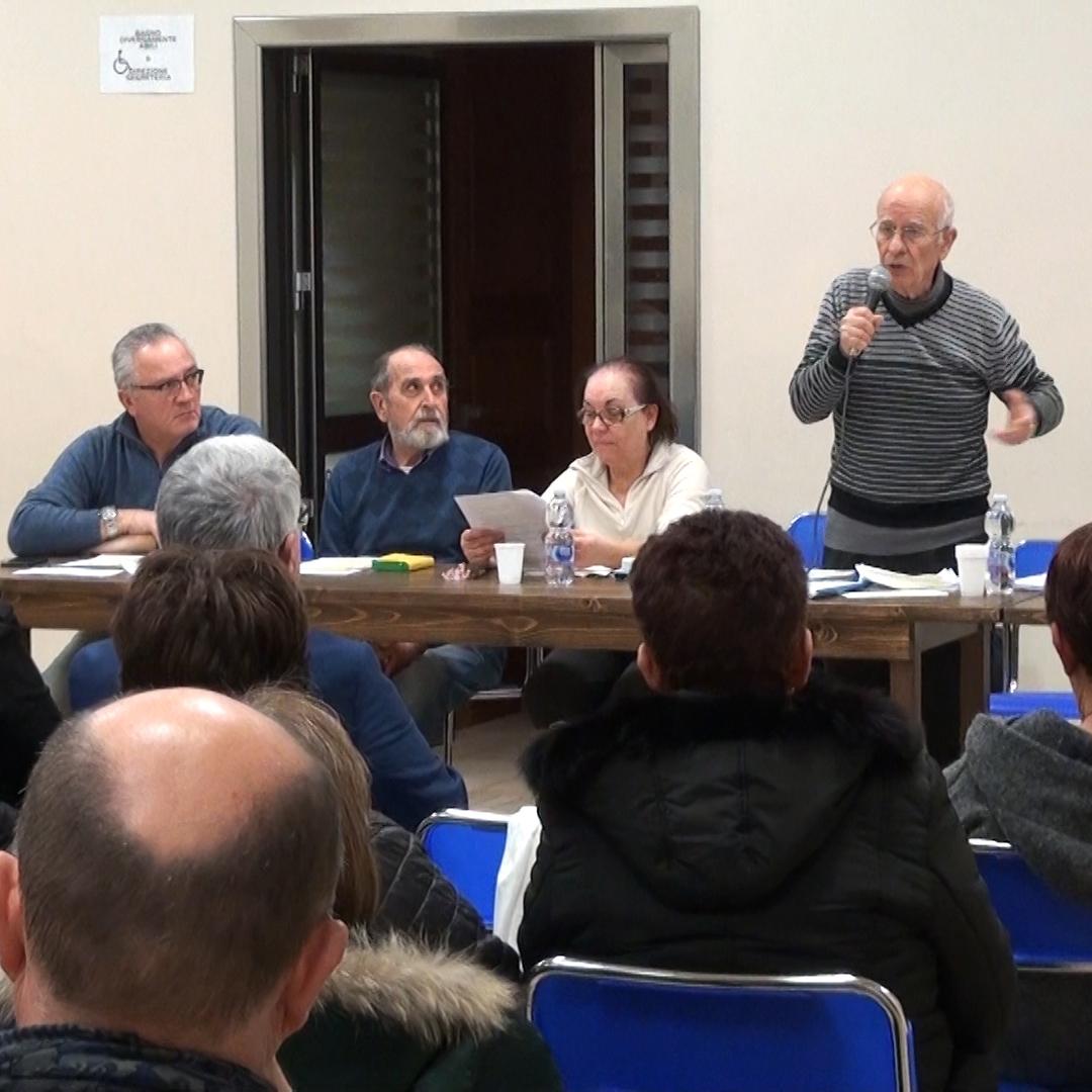 Animata conferenza pro ospedale di La Maddalena.